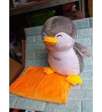 Bộ mền gối hình chim cánh cụt