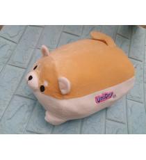 Chú cún nhồi bông siêu mịn Unidry