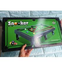 Đồ chơi bàn Bi Da lỗ mini Billiards