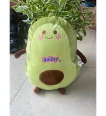 Quả bơ nhồi bông xinh xắn Unidry