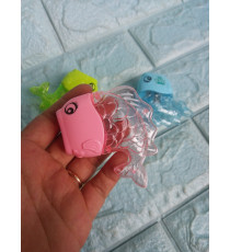Chuốt bút chì hình chú cá quà từ Kun