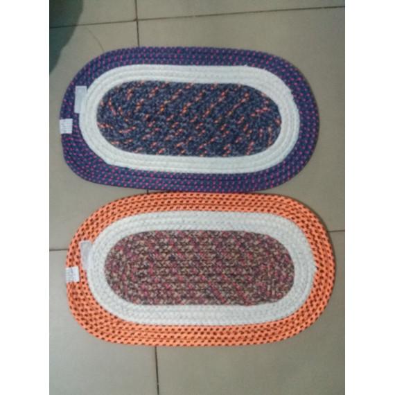 Thảm lau chân Oval