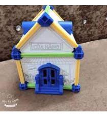 Nhà lắp ghép và tô màu Friso