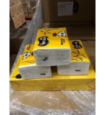 Hộp 3 gói giấy gấu trúc quà từ Unilever