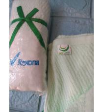Khăn tắm Nam Rexona màu xanh ngọc