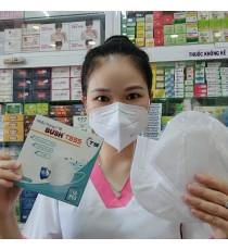 Khẩu trang y tế kháng khuẩn 5 lớp BUSH TS95 (10 cái /hộp )