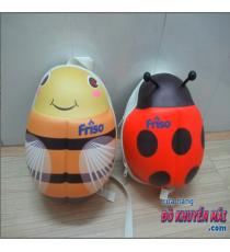 Balo mầm non cực xinh Friso ong vàng
