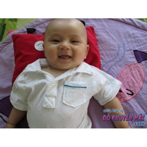Áo thun Baby Gap màu trắng