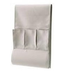 Túi treo remote, điện thoại trên sofa Ikea