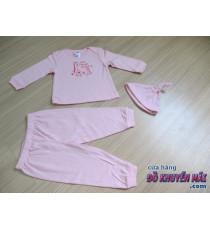 Set 3 món quần+áo+nón bé Fisher Price sz12