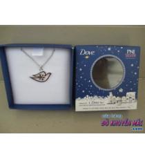 Dây chuyền  PNJ quà tặng từ Dove