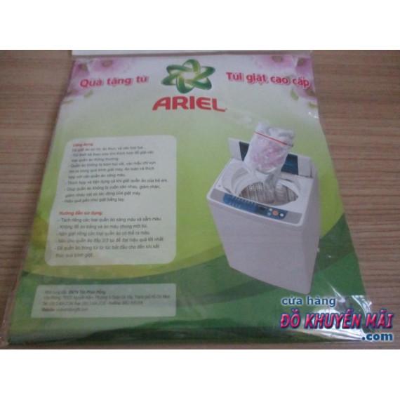 Túi giặt quần áo Ariel 69cmx52cm