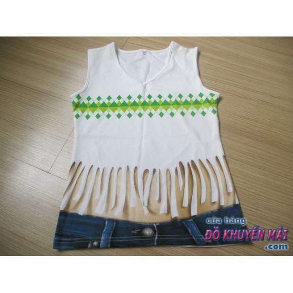 Áo thun 3 lỗ nữ vải nhập từ Nhật size L