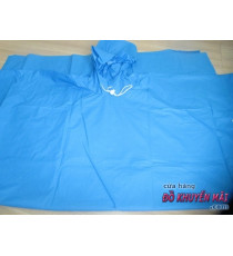 Áo mưa nhựa dẻo quà tặng từ hãng dược