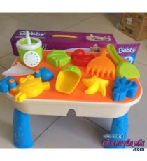 Bàn đồ chơi sáng tạo cho bé Bobby
