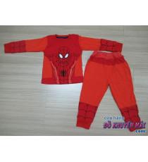 Bộ tay dài người nhện cho bé tối đa 10kg