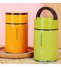 Bình giữ nhiệt đựng thức ăn Lock&Lock Column Food Jar LHC8022 750ml