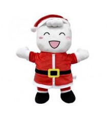 Gấu bông Bobby Chan phát nhạc Noel 60cm