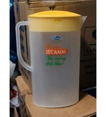 Bình nước nhựa có chia vạch 1,9 lít