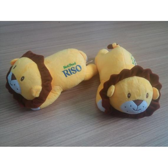 Sư tử nhồi bông cho bé RISO