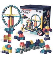 Bộ Lego Building Block Park 520 chi tiết