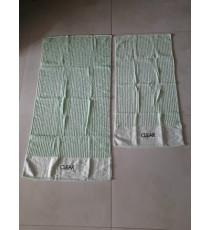 Bộ 2 khăn Clear màu xanh